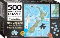 New Zealand 500 Piece Jigsaw Puzzle