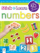 Stick and Learn Numbers