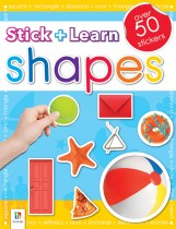 Stick and Learn Shapes