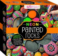 Paint Your Own Neon Stones Kit