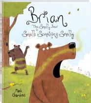 Bonney Press Brian the Smelly Bear 2 Hardback
