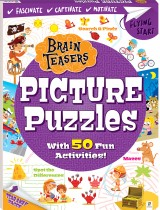Flying Start Brain Teasers: Picture Puzzles