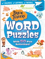Flying Start Brain Teasers: Word Puzzles