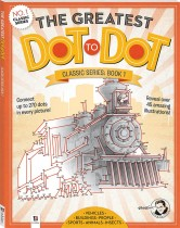 The Greatest Dot-to-Dot Classic Series Book 1