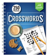 250 Puzzles: Crossword