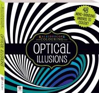 Kaleidoscope Colouring: Optical Illusions
