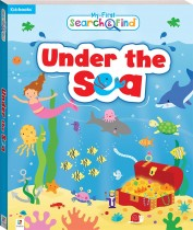 My First Search and Find: Under the Sea