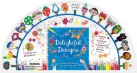 Delightful Designs 24 Pencil Eraser Set