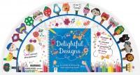 Delightful Designs 24 Pencil Eraser Set