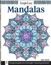 Tangle Easy: Mandalas