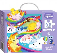 Junior Jigsaw Small: Unicorn Race