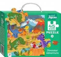 Junior Jigsaw Small: Dinosaur Adventure