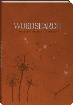 Faux Leather Puzzles: Wordsearch (Series 1)