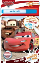Inkredibles Disney Cars Invisible Ink (2019 Ed)