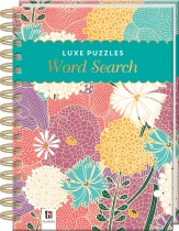 Luxe Puzzle Book Word Search 3