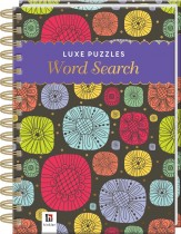 Luxe Puzzle Book Word Search 2