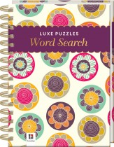 Luxe Puzzle Book Word Search 1