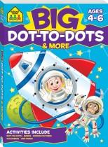 School Zone Big Dot-to-Dots Activity Book