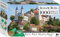 Aarburg Castle 1000-Piece Jigsaw with Mat