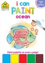 School Zone I Can Paint: Ocean