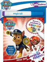 Inkredibles PAW Patrol Magic Ink (2017 Ed)