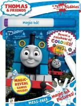 Inkredibles: Thomas & Friends Magic Ink (2017 Ed)