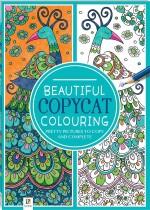 Michael O'Mara Beautiful Copycat Colouring