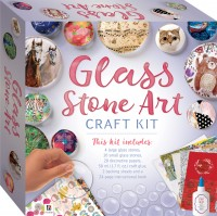 Glass Stone Art Craft Small Kit