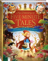 My Treasury of 5-Minute Tales