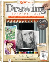 Art Maker Drawing Fundamentals Kit