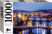 Vltava River, Prague, Czech Republic 1000 Piece Jigsaw