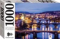 Vltava River, Prague, Czech Republic 1000 Piece Jigsaw