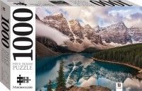 Moraine Lake, Alberta, Canada 1000 Piece Jigsaw