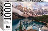 Moraine Lake, Alberta, Canada 1000 Piece Jigsaw