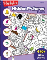 Highlights Hidden Pictures: Volume 3