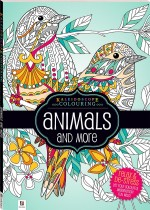 Kaleidoscope Colouring: Animals and more