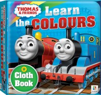 Thomas & Friends: Learn the Colours Cloth Book