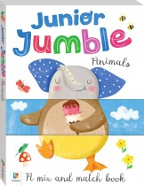 Junior Jumble: Animals