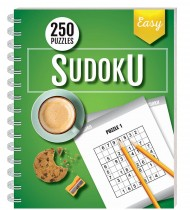 250 Puzzles: Sudoku (Easy)