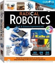 Curious Universe Science: Radical Robotics
