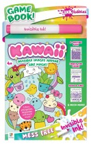 Inkredibles Invisible Ink: Kawaii