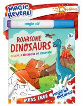 Inkredibles Magic Ink Pictures: Roarsome Dinosaurs