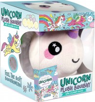 Plush Squishy and Book Kit: Unicorn