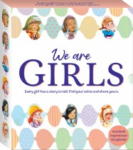 Bonney Press We Are Girls (slipcase)