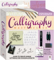 Calligraphy Masterclass Mini Box Set