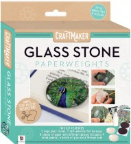 CraftMaker Glass Art: Glass Paperweights