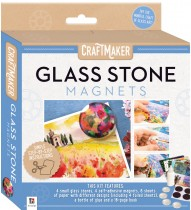 CraftMaker Glass Art: Magnets