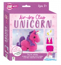 Zap Mini: Air-dry Clay: Unicorn
