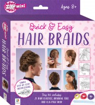 Zap Mini: Quick and Easy Hair Braids