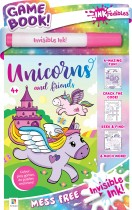 Inkredibles: Invisible Ink Unicorns and Friends